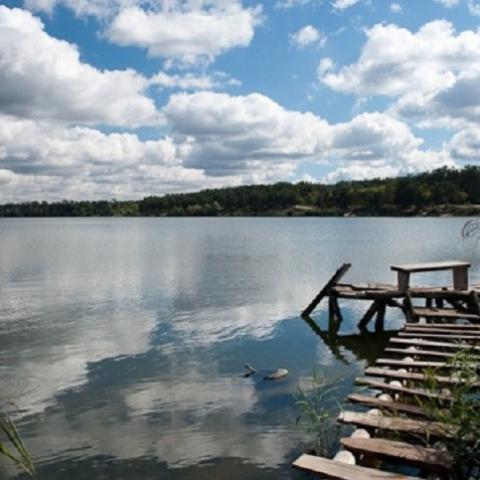 Нардеп просит не допустить застройку берега у озера Алмазное