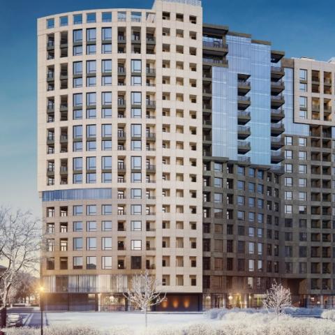 Новогоднее предложение DIM Group для инвесторов жилого комплекса А52