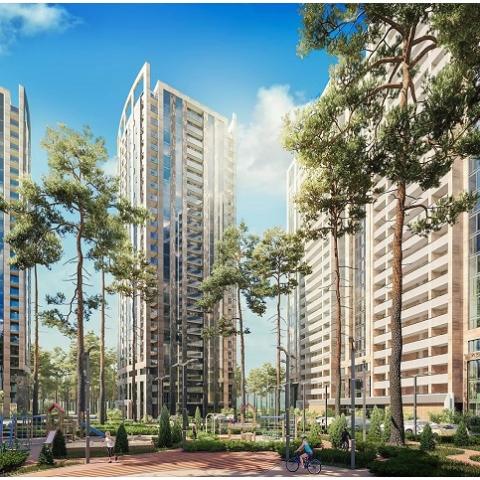 Новогоднее предложение для инвесторов жк «Автограф» на покупку 2-х уровневых квартир