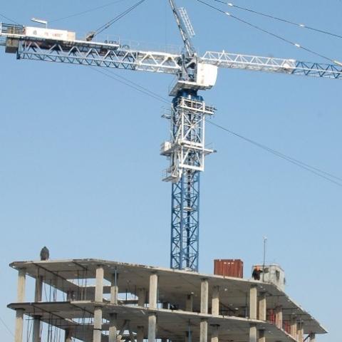 Объем выполненных строительных работ в Украине в ноябре увеличился на 1%