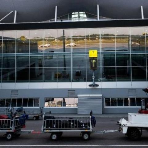 Обновленный терминал F в аэропорту «Борисполь» откроют в начале апреля
