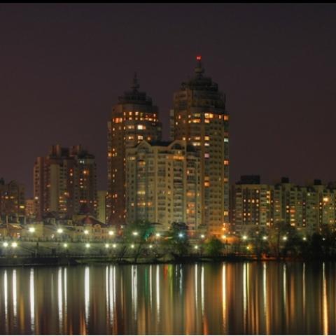 Оболонь признали самым комфортным районом и киевским Манхэттеном