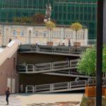 Оголошено тендер на будівництво пандусу на Поштовій