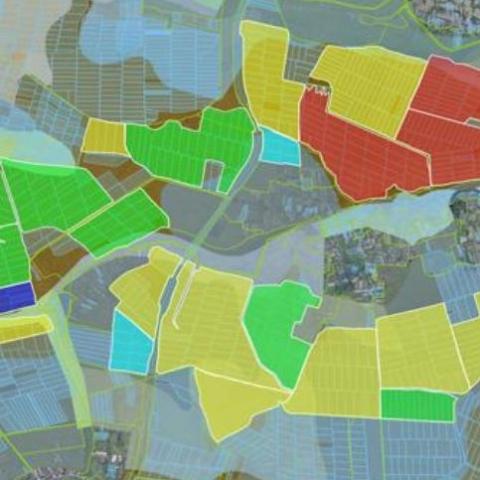 Оновлена Публічна кадастрова карта