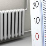 Отопление подключено в 16% столичных жилых домов