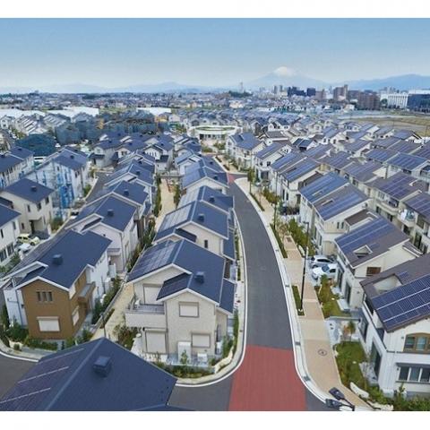 Panasonic планирует строительство «умного города» в США