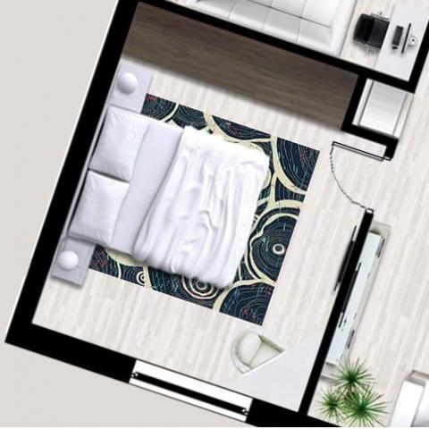 Перепланировка двухуровневой квартиры в ЖК Новая Англия. Английский стиль во всем
