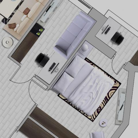 Больше полезного пространства: перепланировка двушки в ЖК Family & Friends