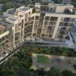 Перепланировка квартиры с неправильной геометрией в ЖК RichHouse