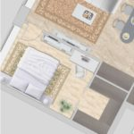Как из однушки сделать двушку: перепланировка квартиры в ЖК Seven