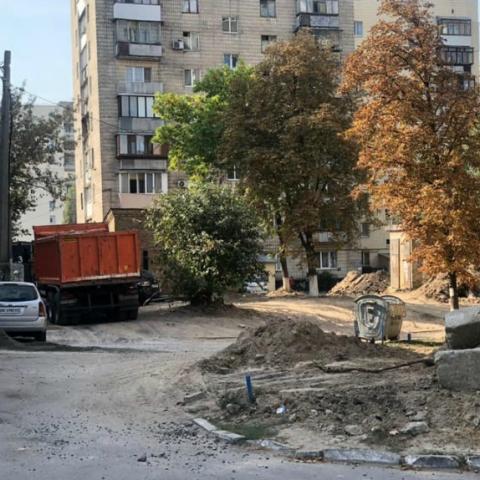 Перший європейський двір облаштують в Голосіївському районі