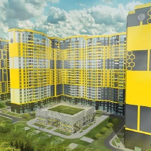 Первый взнос на квартиры в ЖК «Медовый» снизили до 30%