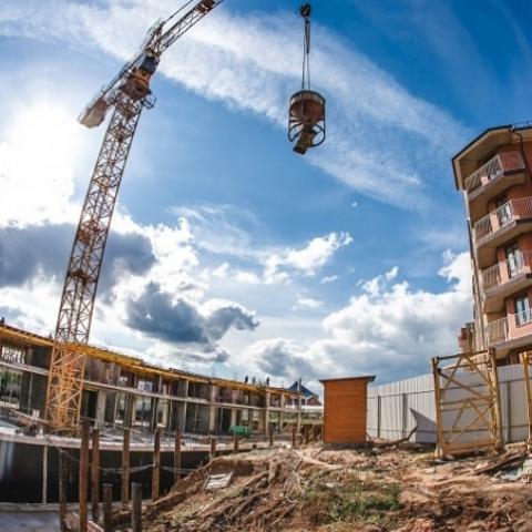 По количеству выданных разрешения на строительство лидирует Киевская область