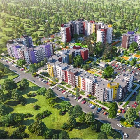 По Варшавской трассе: обзор самых популярных жилых комплексов Ирпеня и Бучи
