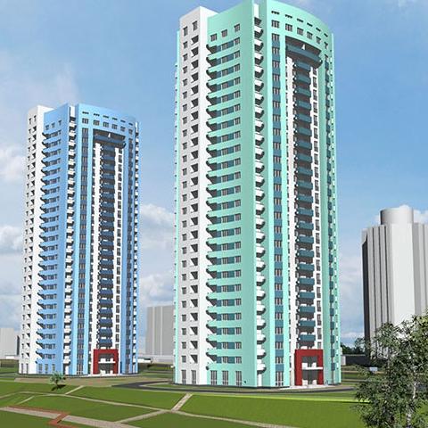 Почему полноценная «однушка» лучше: перепланировка квартиры-студио в ЖК ObolonSky
