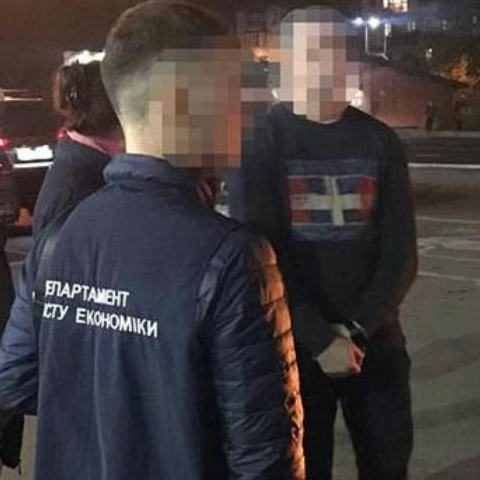 Полиция поймала взяточника