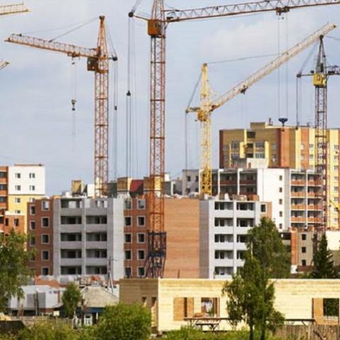 Под Киевом запретили строить жилой дома из-за нарушений
