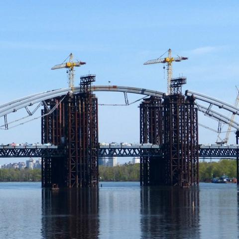 Подольско-Воскресенский мост стал для европейцев примером того как строить не надо
