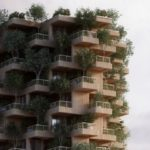 Проект деревянного небоскреба в Канаде