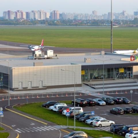 Прокуратура выступила против строительства многоэтажек возле аэропорта «Киев»