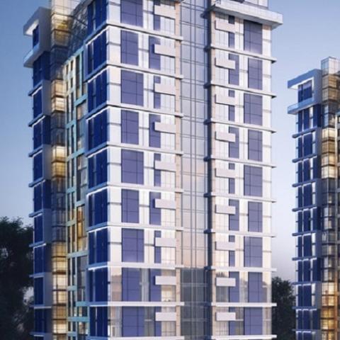 Просторно или практично: перепланировка однокомнатной квартиры в ЖК Edelweiss House в функциональную «двушку»
