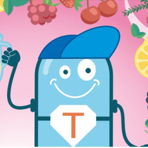 Присоединяйтесь к благотворительной акции Таблеточек — «День лимонада»