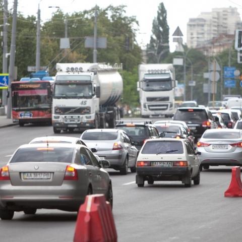 Путепровод на улице Телиги расширят до 6 полос