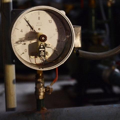 Рада отклонила законопроект о газовых счетчиках