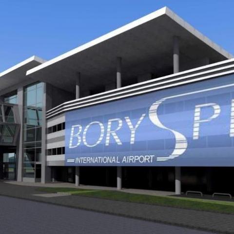 Разработку ДПТ аэропорта «Борисполь» отдали компании экс-директора бориспольского КП