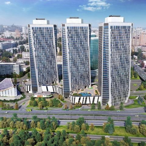 Рекордная высота: самые высокие новостройки Киева