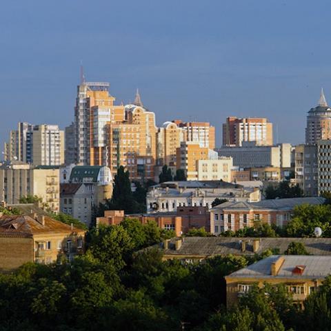 Рейтинг безопасности районов Киева