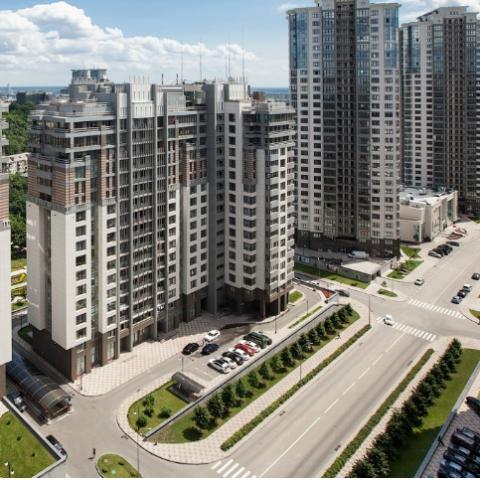 Рейтинг застройщиков: кто строит больше всего жилья в Киеве