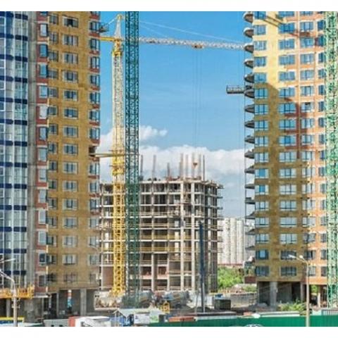 С начала 2018 Украинская строительная отрасль остается стабильной