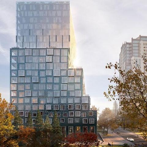SAGA Development розпочинає продаж квартир в ЖК Washington Concept House