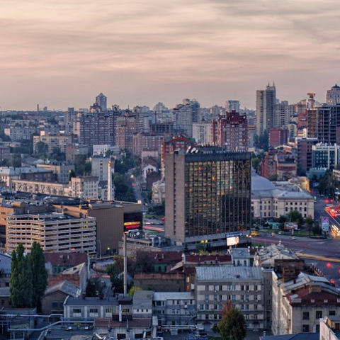 Самые популярные районы у застройщиков Киева