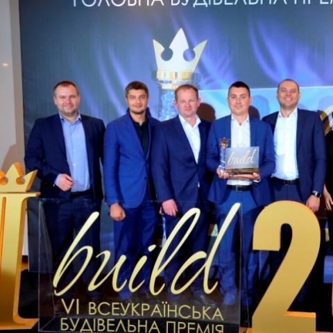СГ Синергия признана региональнальной строительной компанией года