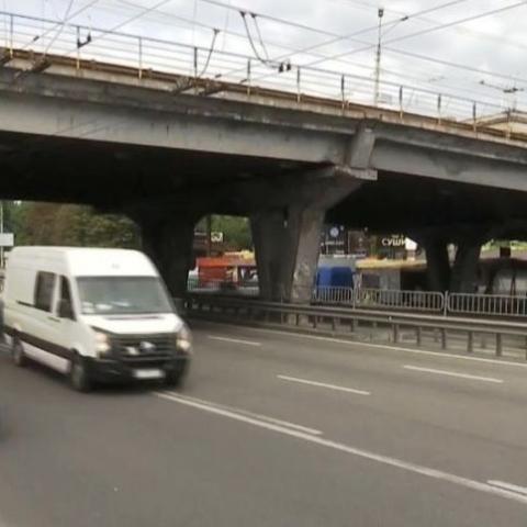 Шулявский мост могут начать демонтировать уже с октября