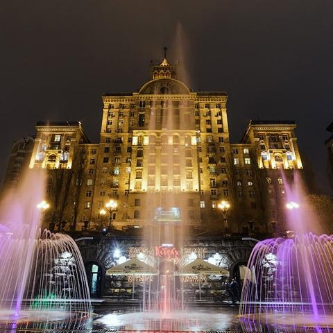 Сколько денег выделят на реконструкцию инфраструктуры Киева