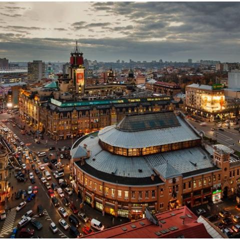 Сколько людей проживает в Киеве официально