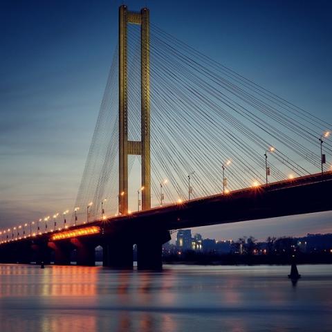 Сколько потратят на обследование мостов в Киеве