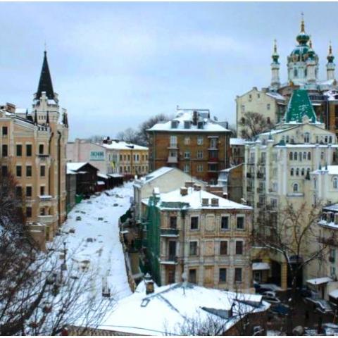 Союз архитекторов требует ввести мораторий на застройку улиц в центре Киева