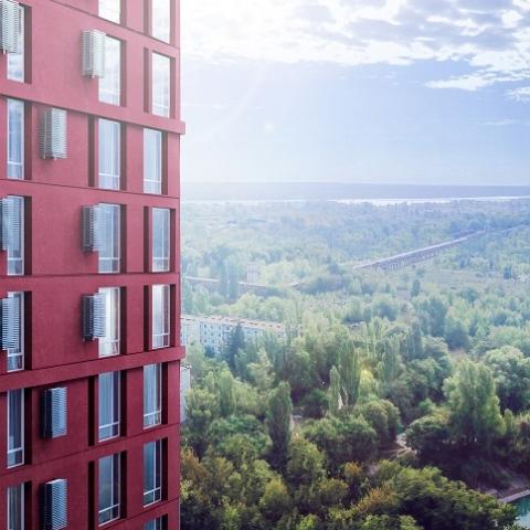 Средние цены на жилье комфорт-класса в ЖК формата «город в городе»