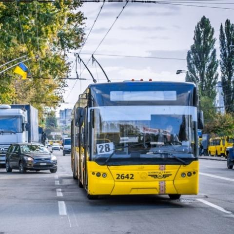 Стали известны планы по сокращению количества маршруток в Киеве