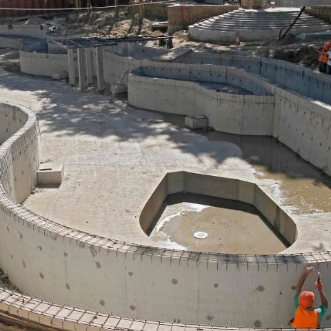 В Киеве продолжается реконструкция зоопарка. Что появится в обновленном зоосаду?