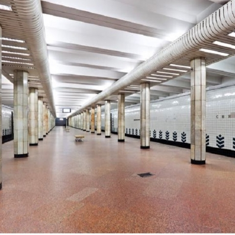 Станцию метро «Святошин» отремонтируют
