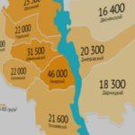 Стоимость квартир в Киеве к апрелю. Средняя цена в гривнах замерла