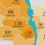 Стоимость квартир в новостройках Киева к маю: цены в экономе и комфорте рванули вверх