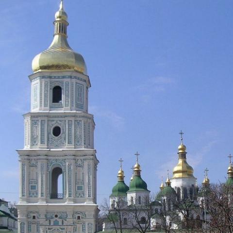 Стоимость реконструкции Софийской площади в Киеве может возрасти до 125