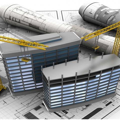 Строительные предприятия Украины увеличили объемы работ по строительству зданий