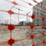 Строительные предприятия Украины увеличивают объемы работ